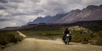 raid moto afrique du sud