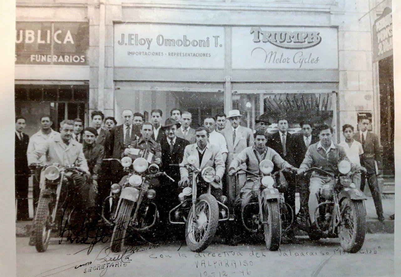 riders south america
