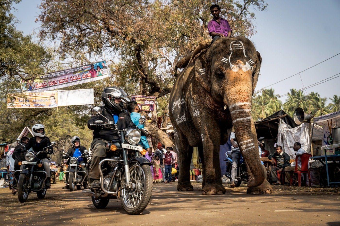 Motorradreise Südindien