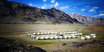 sarchu camp ladakh