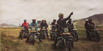 photo voyage moto inde himalaya