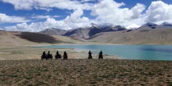 lac inde himalaya