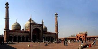delhi mosquée