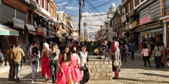 inde himalaya leh ladakh capitale