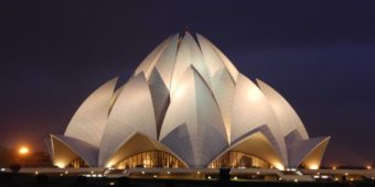 inde delhi lotus temple