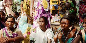 marché tribal odisha