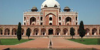 humayun tomb delhi north india