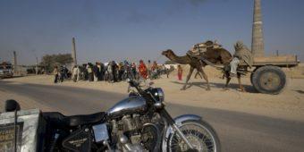 desert rajasthan moto inde