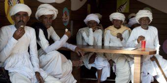 Rencontre tribus inde