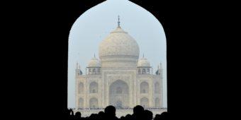 visite Taj Mahal