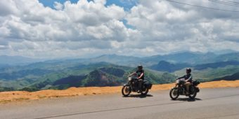 moto laos route
