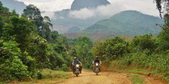 piste voyage laos