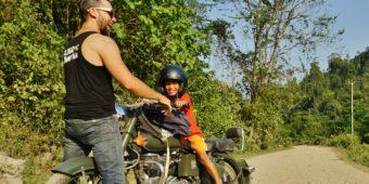 rencontre moto laos