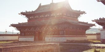 monument mongolie