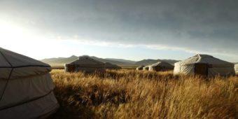 vue mongolie