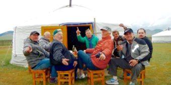 nos riders en mongolie