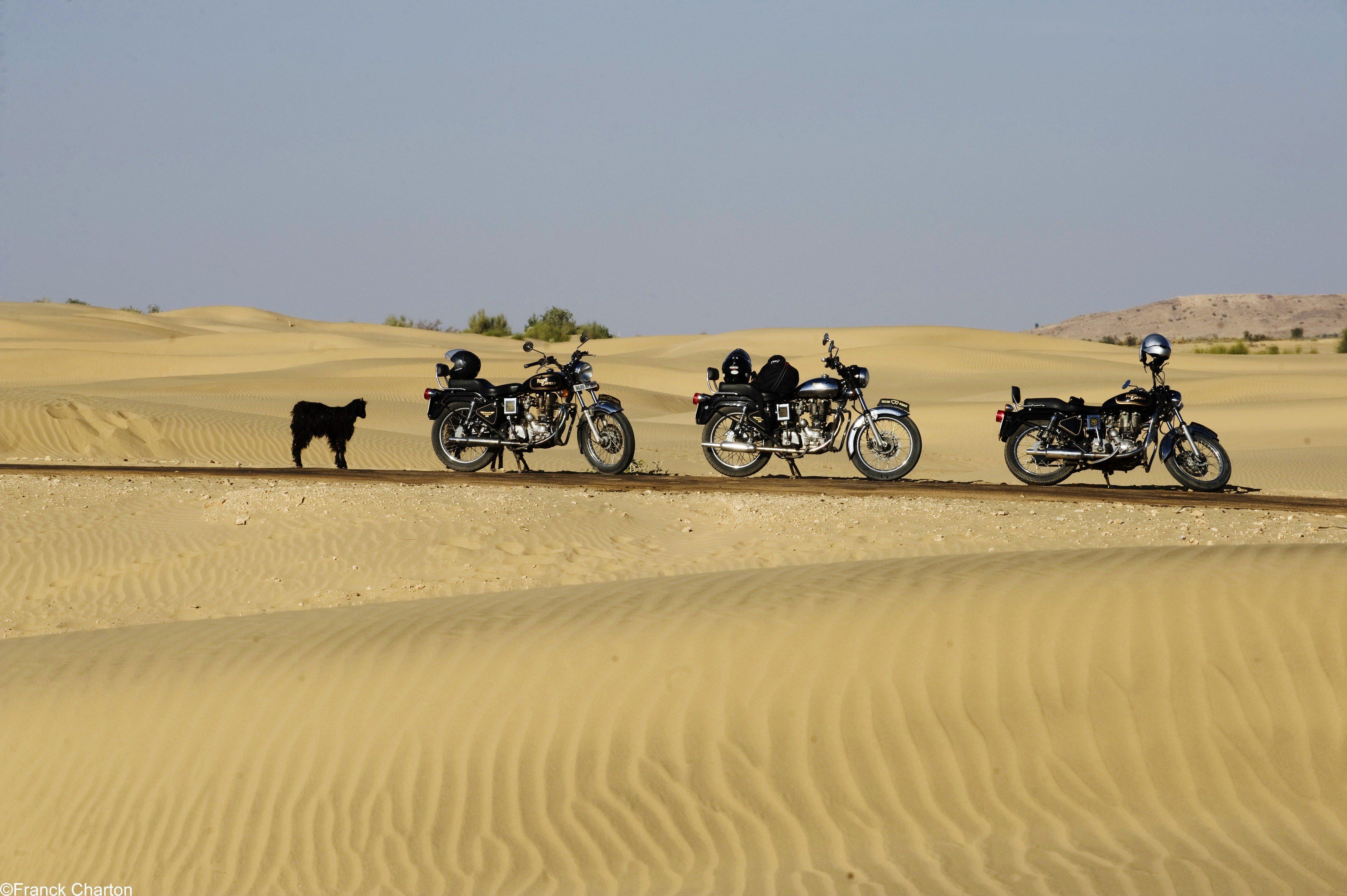 Motorradreise Rajasthan