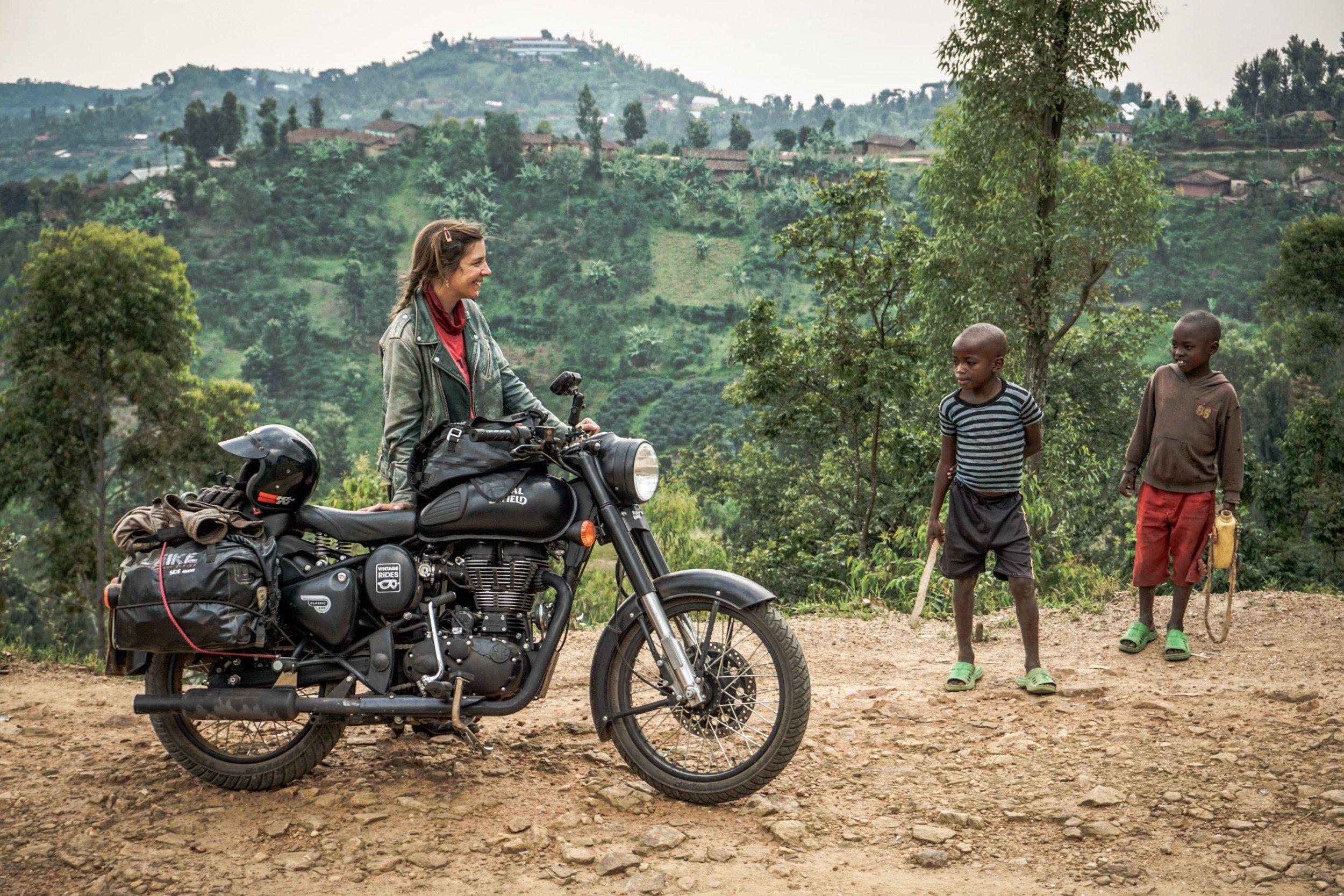 royal enfield motorradtour afrika