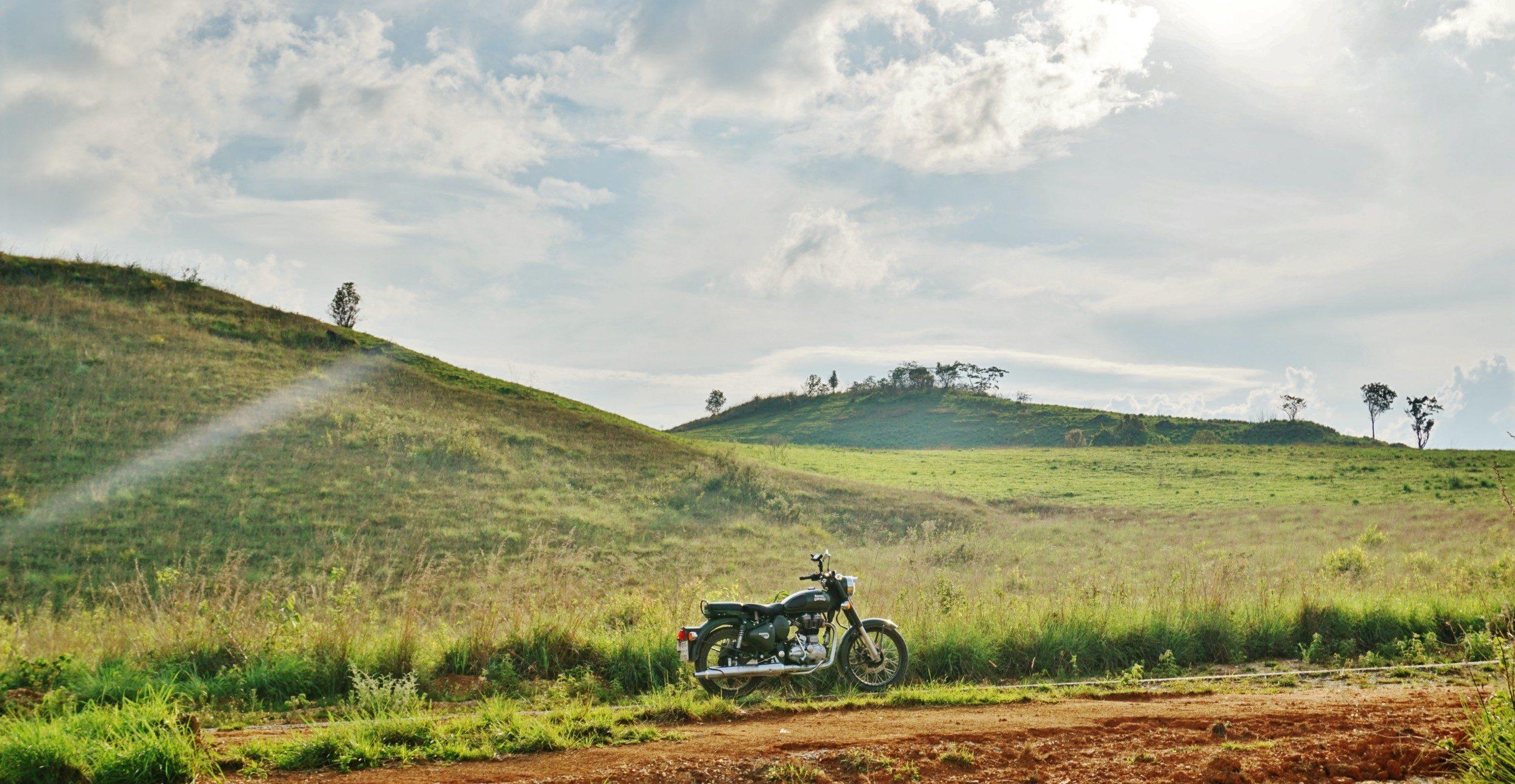 royal enfield motorradreisen asien