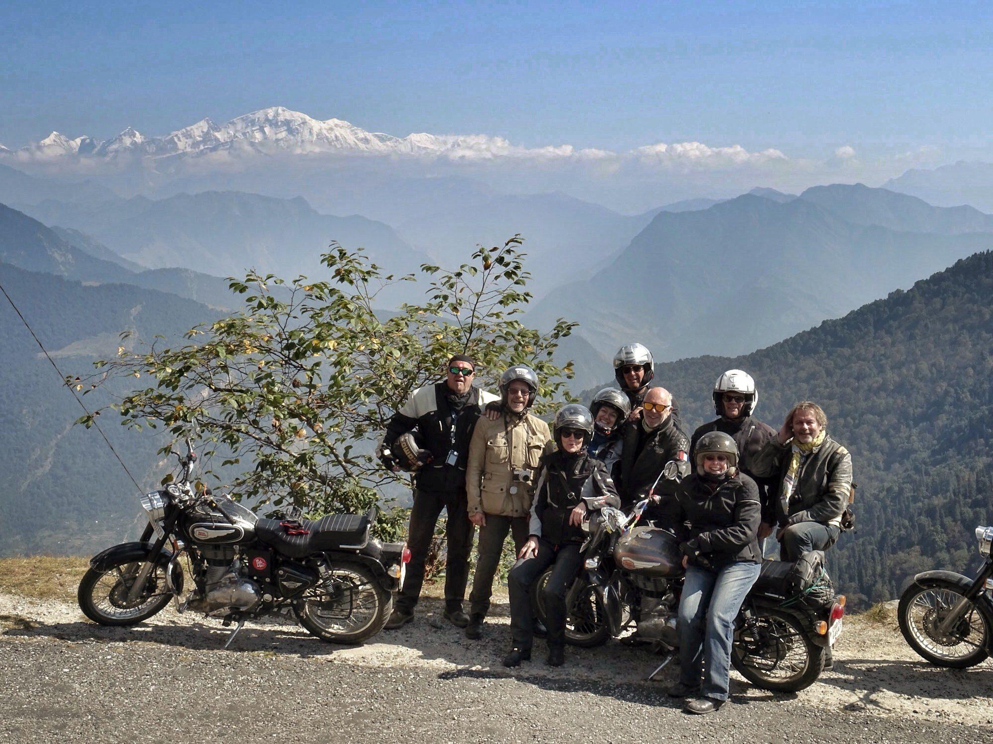Motorrad-Roadtrip Himalaya - Chic & Charme in Uttarakhand