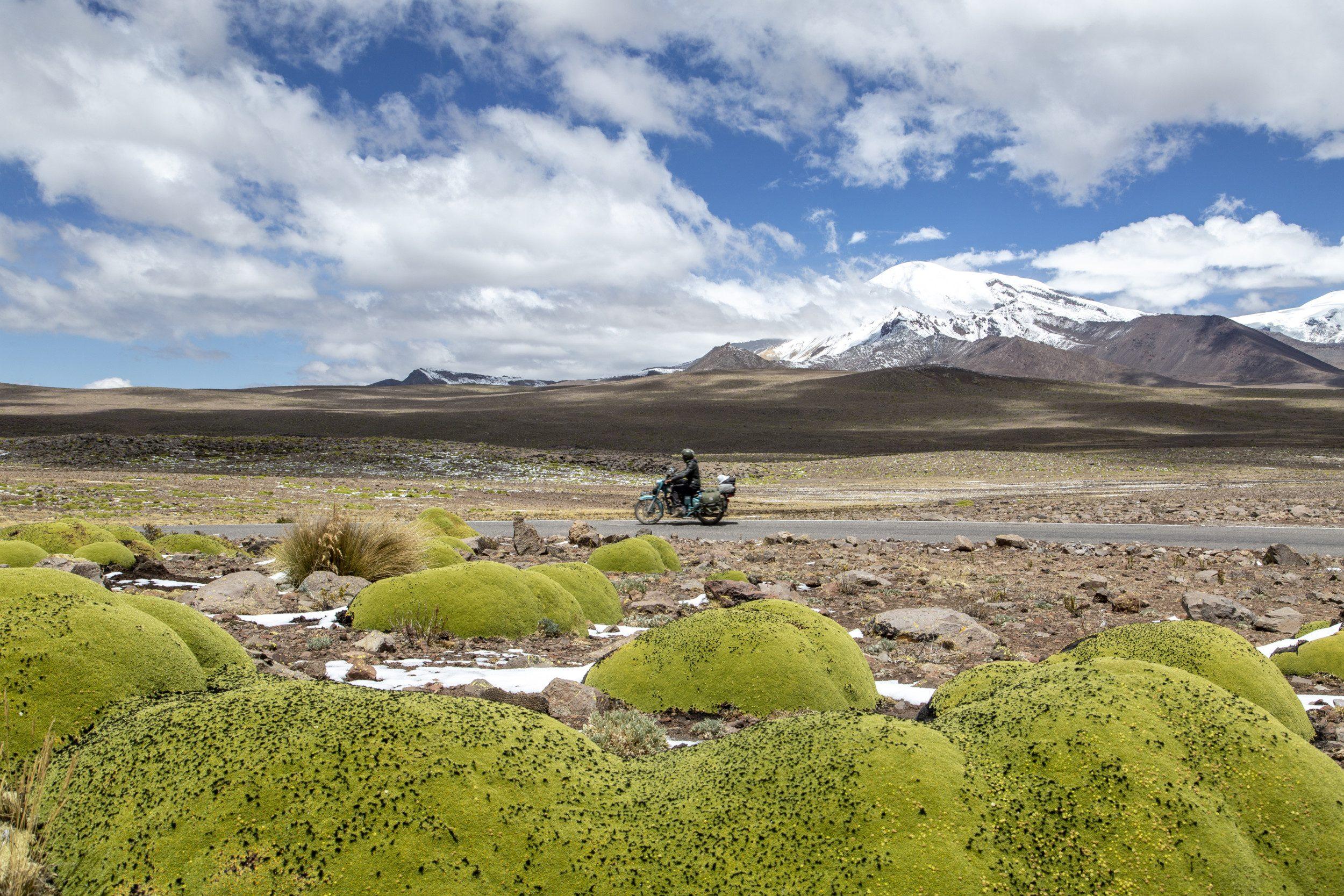 Motorradtrips durch Südamerika