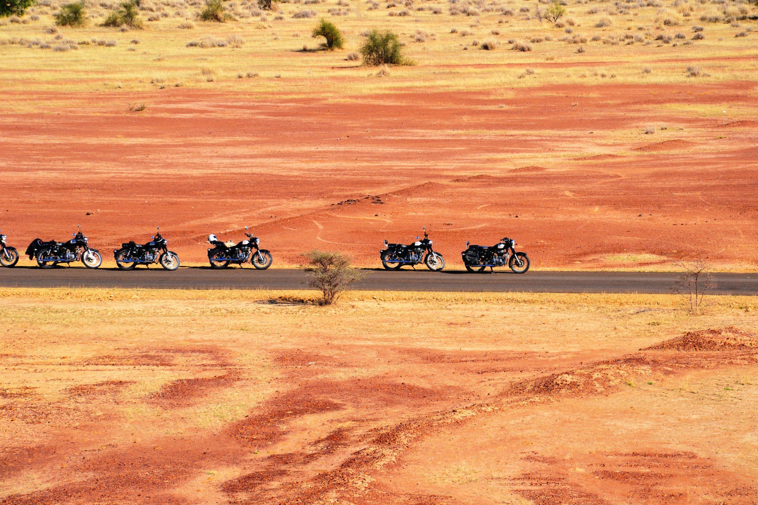 Motorradreise Nordindien
