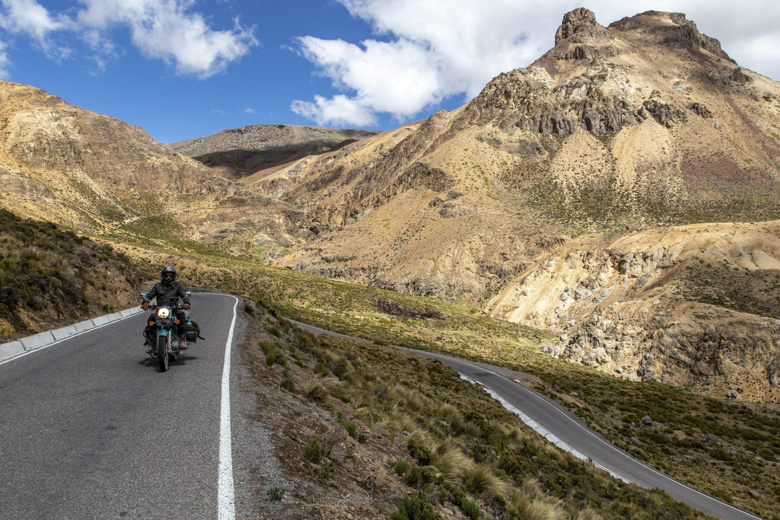 Motorrad-Roadtrip Peru - Schätze der Inka & Gipfel der Anden