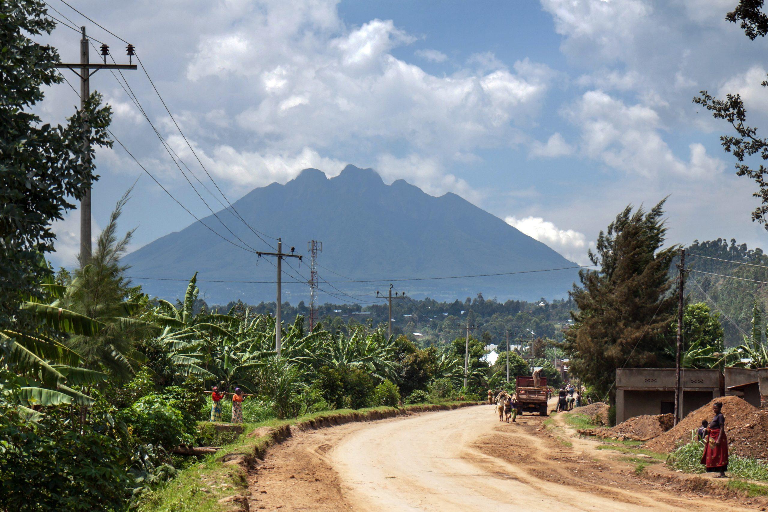 Motorradreise Ruanda