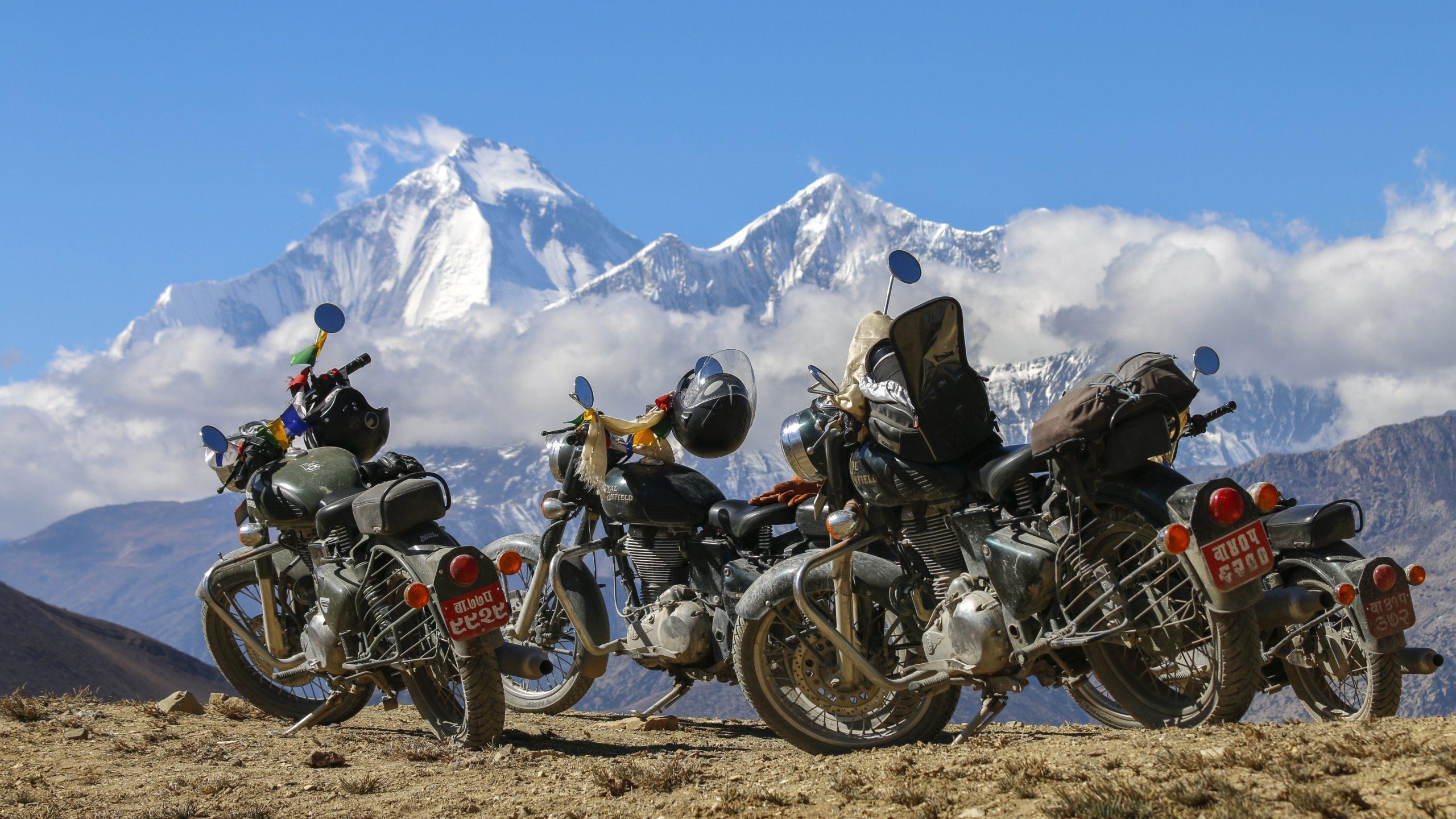Motorradreise Nepal & Bhutan