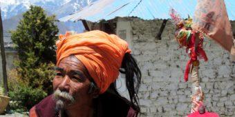 départ voyage moto nepal