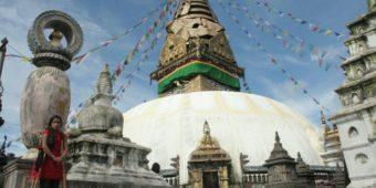 monument népal