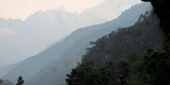 road trip moto népal