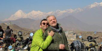 pause trip moto nepal
