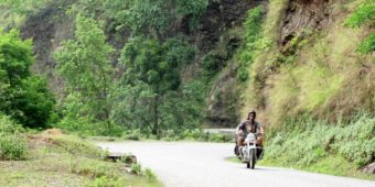 itinéraire moto nepal
