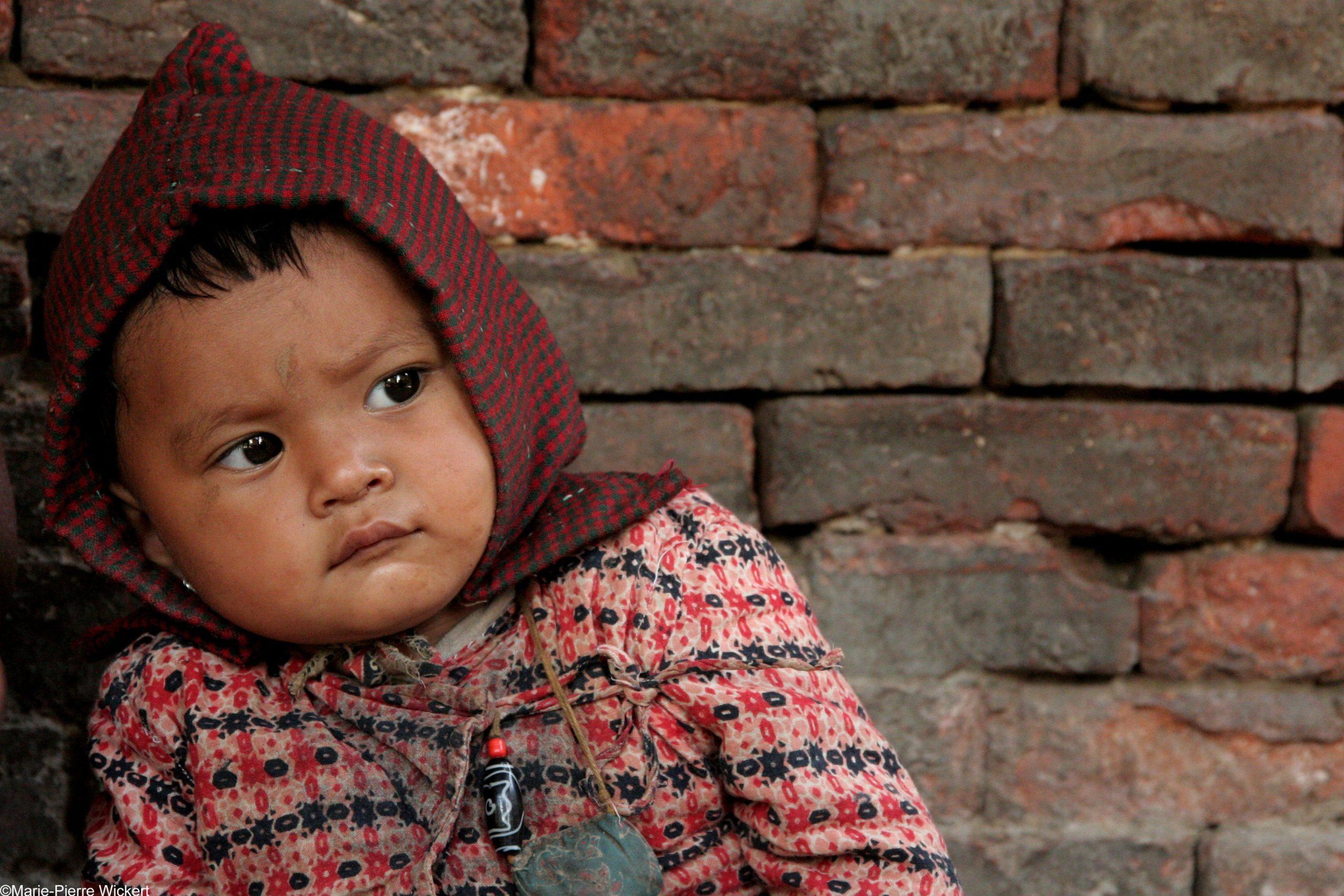 enfant nepal