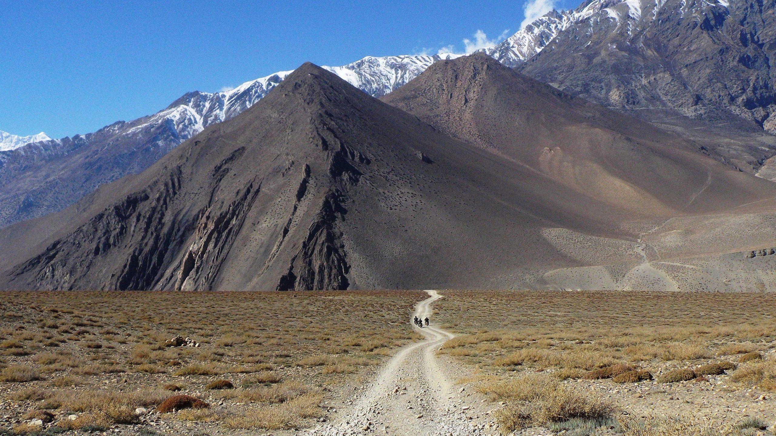 voyage moto royal enfield nepal