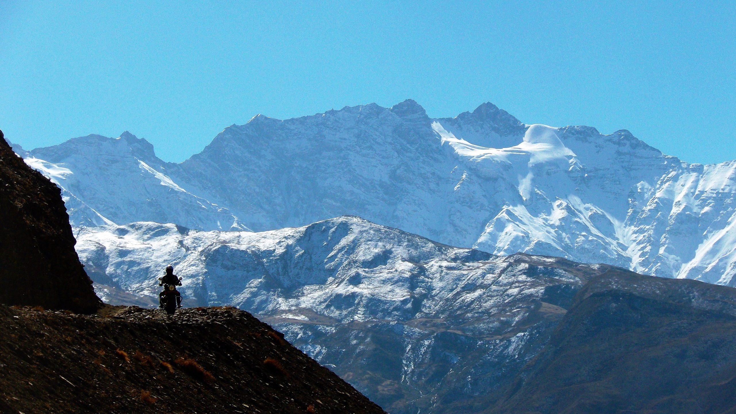 paysage nepal