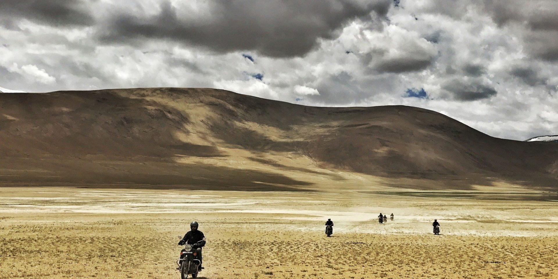 Motorrad-Roadtrip Himalaya - Die TRANSHIMALAYA