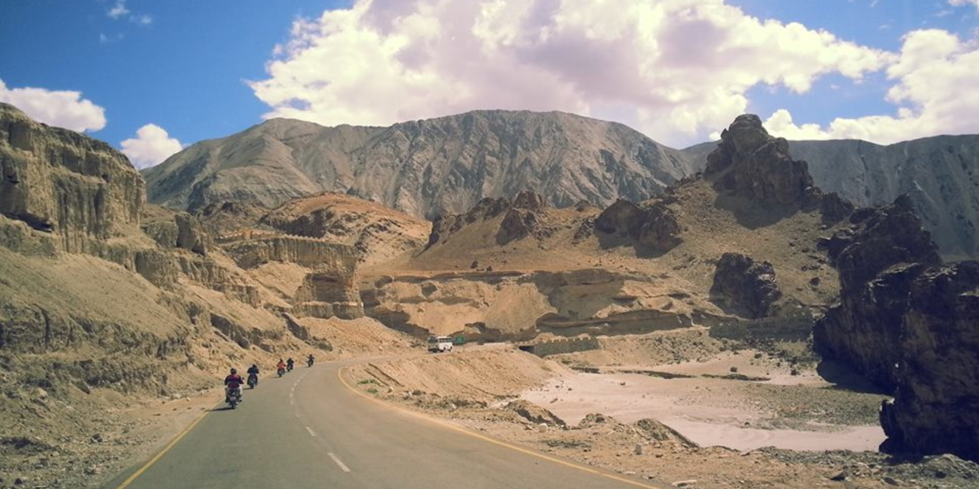 Motorrad-Roadtrip Himalaya - Die Highlights Von Ladakh