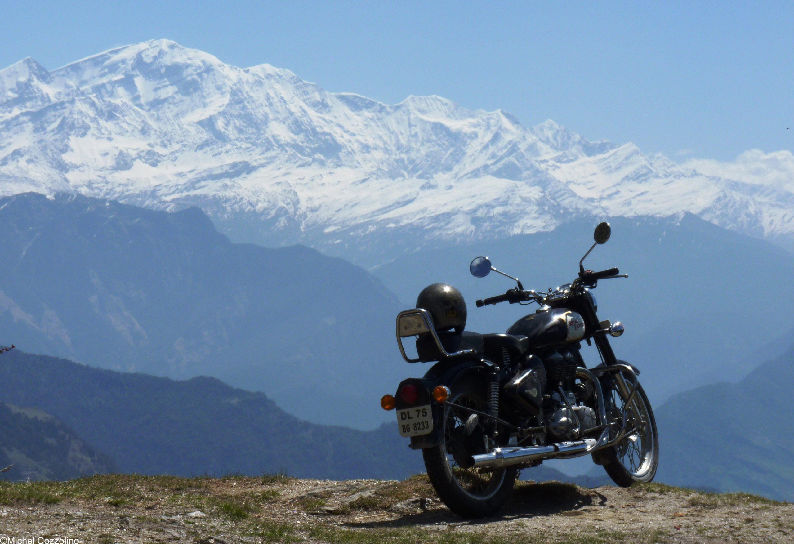 Motorrad-Roadtrip Himalaya - Das Himalaya-Abenteuer