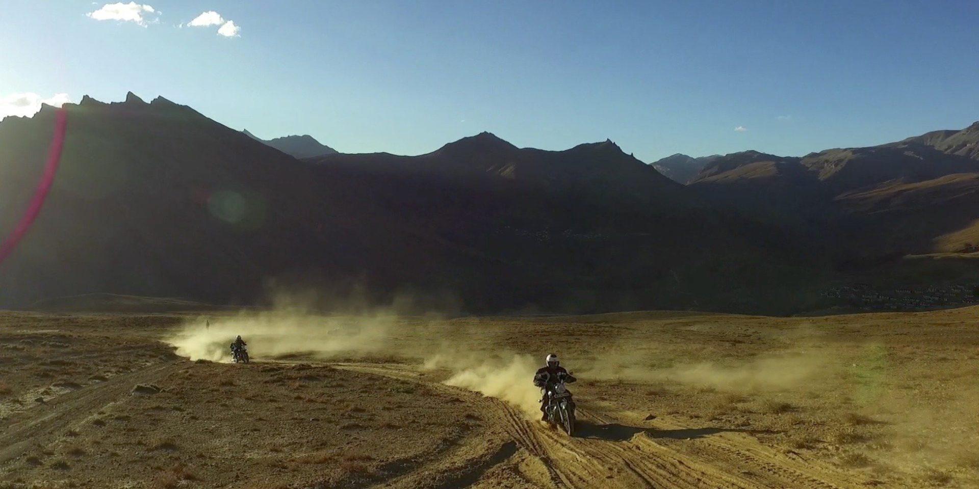 Motorrad-Roadtrip Himalaya - Vor den Toren Tibets