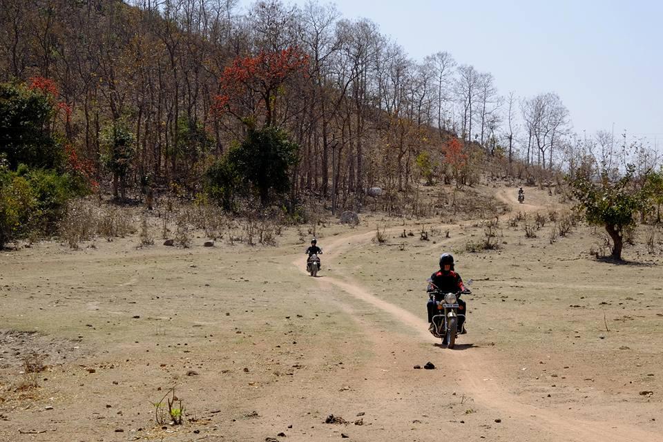 Motorrad-Roadtrip Nordindien - Chic & Charme in Madhya Pradesh
