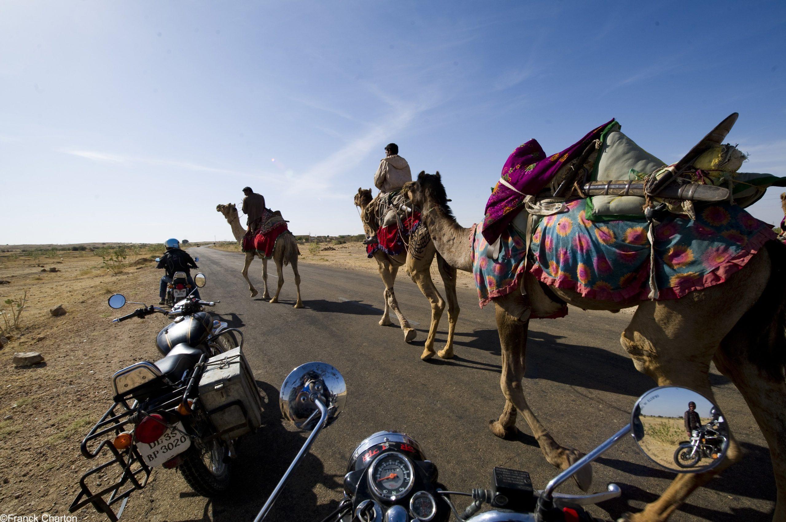 Motorrad-Roadtrip Nordindien - Das Land der Maharadschas