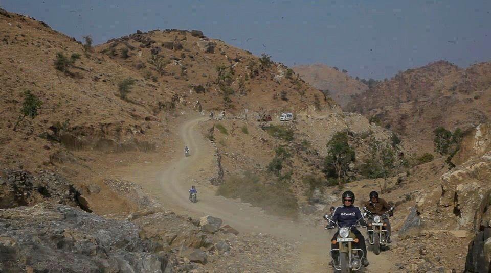 Motorrad-Roadtrip Nordindien - Das rajasthanische Abenteuer