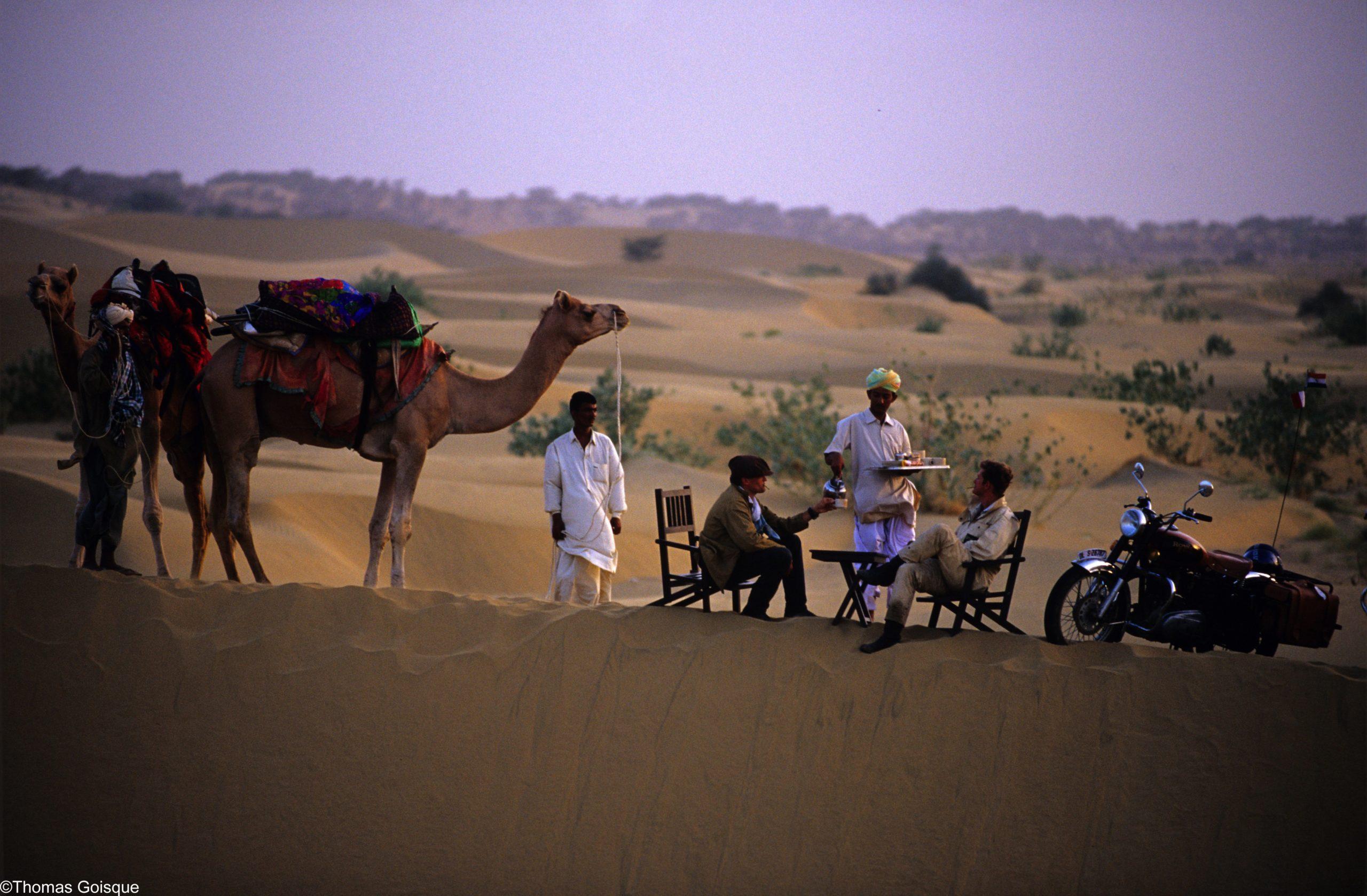 Motorrad-Roadtrip Nordindien - Chic & Charme in Rajasthan