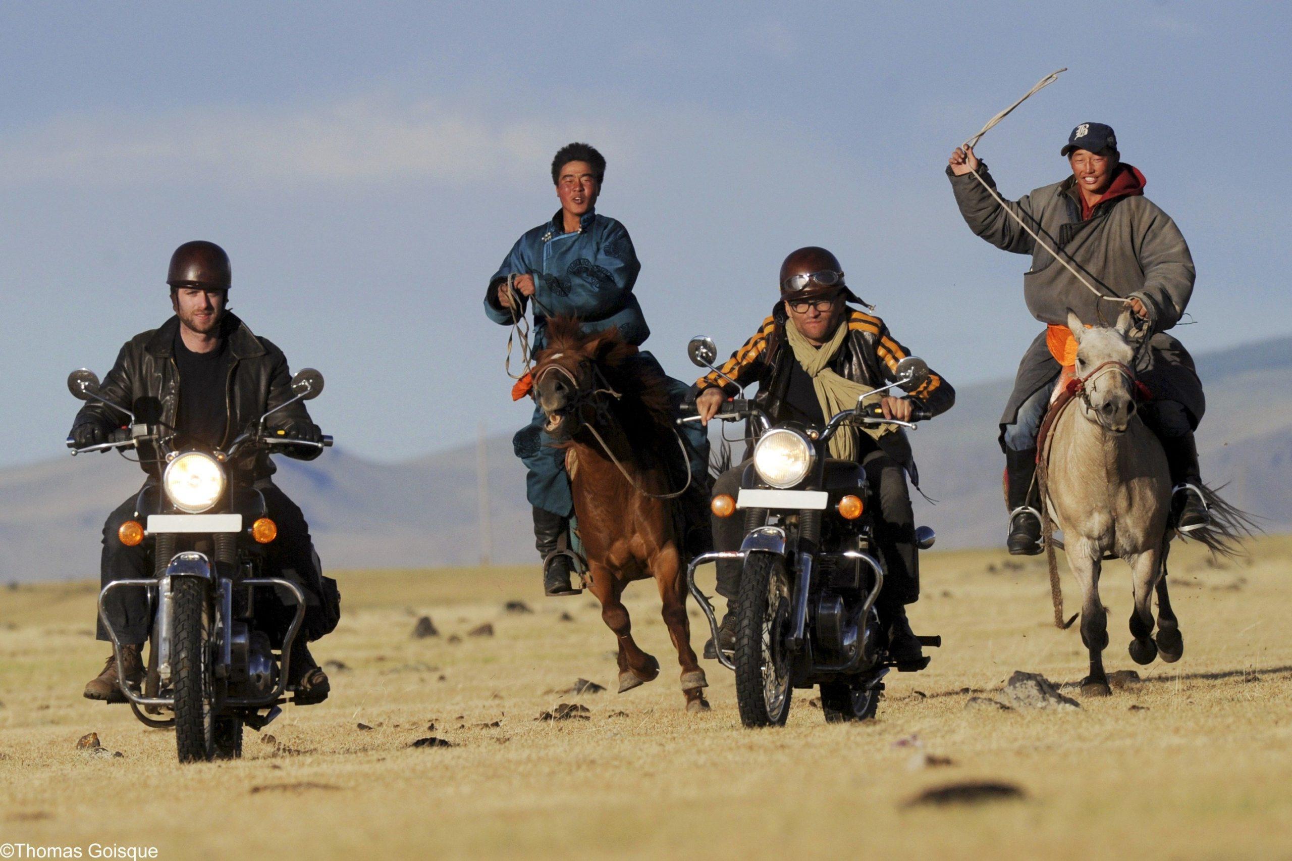 Motorrad-Roadtrip Mongolei - Der Geist der Steppen