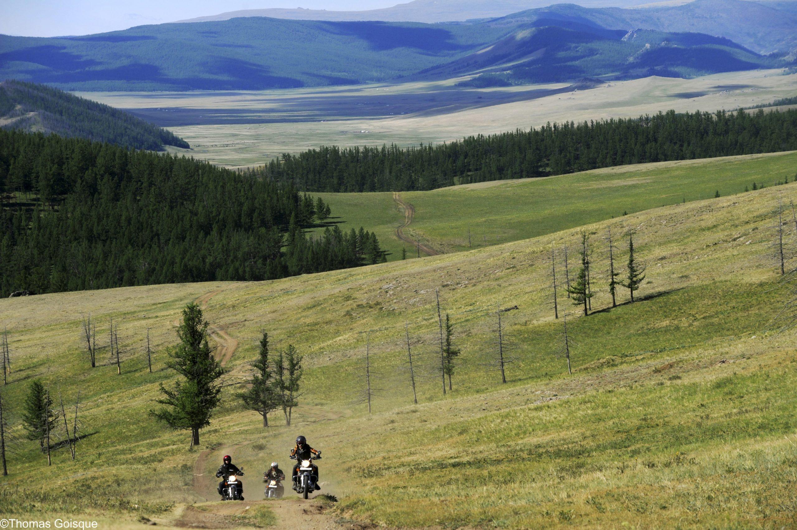 Motorrad-Roadtrip Mongolei - Auf den Spuren von Dschingis Khan