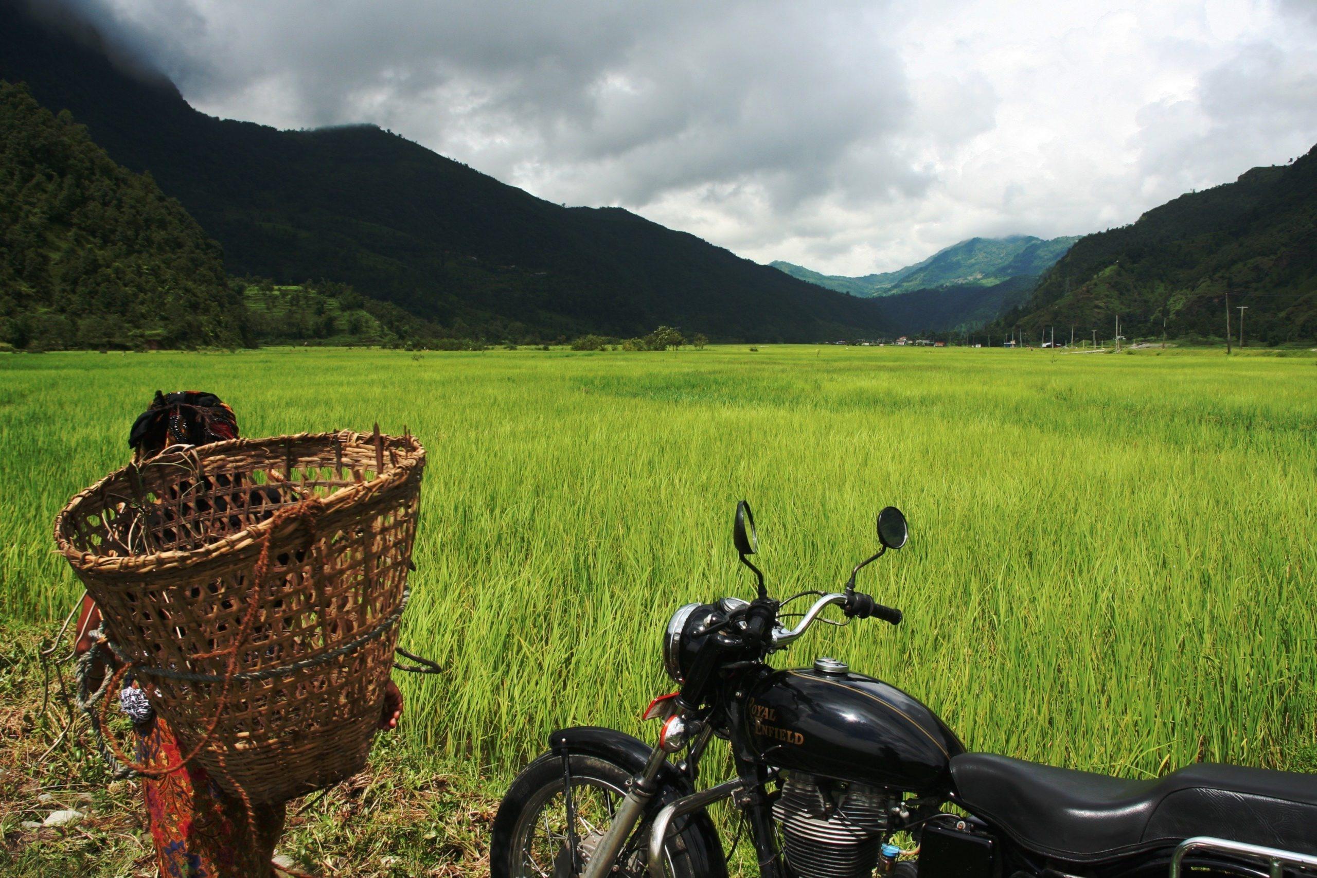 Motorrad-Roadtrip Nepal & Bhutan - Das Ewige Nepal