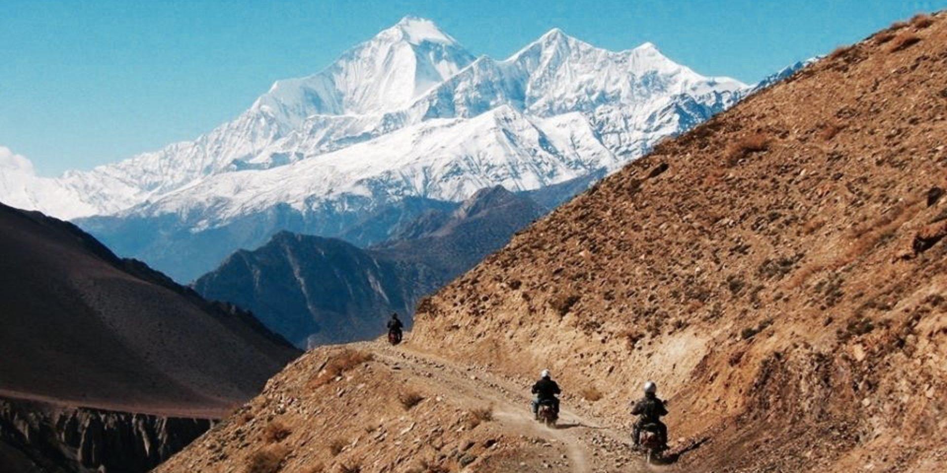 Motorrad-Roadtrip Nepal & Bhutan - Mustang, die legendäre Tour