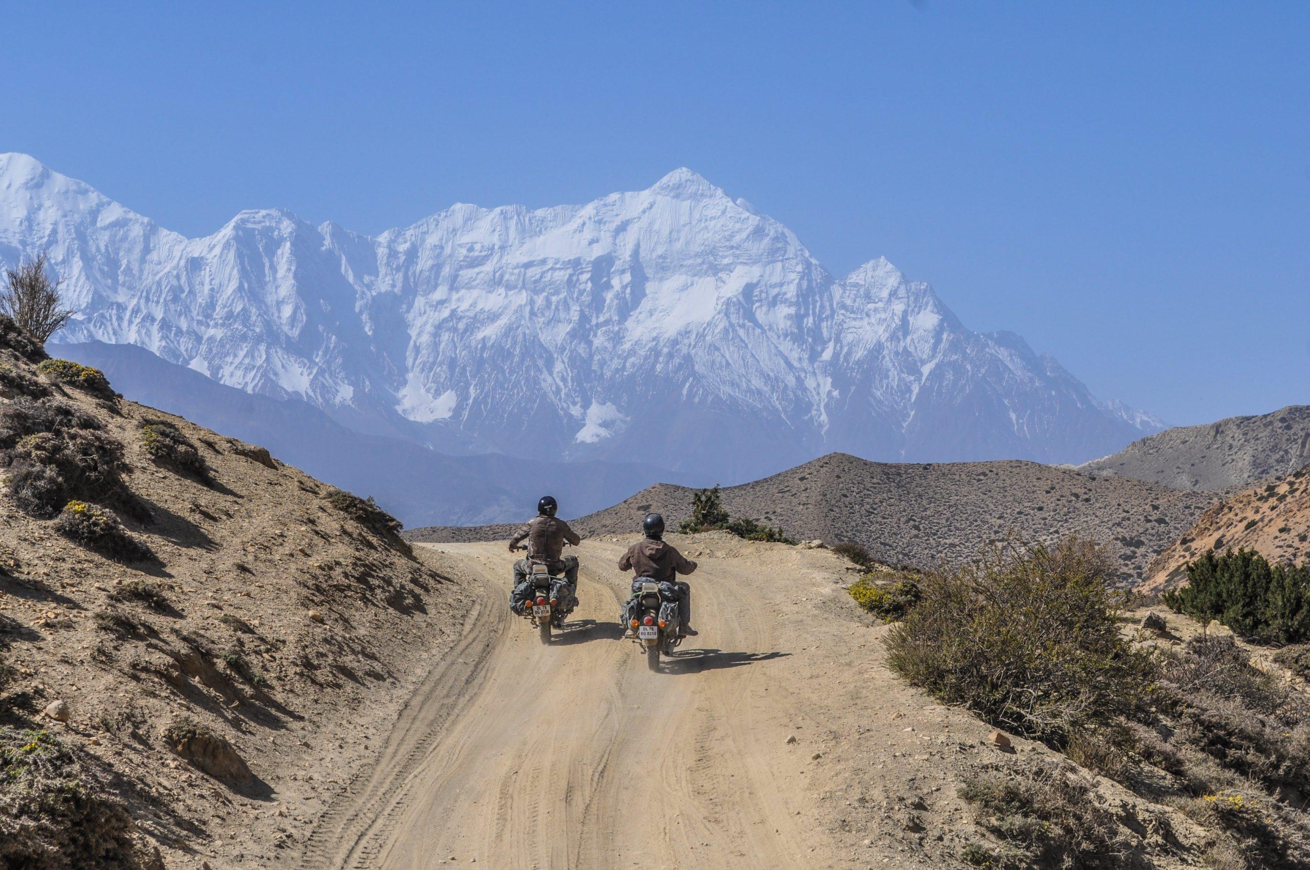 Motorrad-Roadtrip Nepal & Bhutan - Oberer Mustang: Tour ins verbotene Königreich